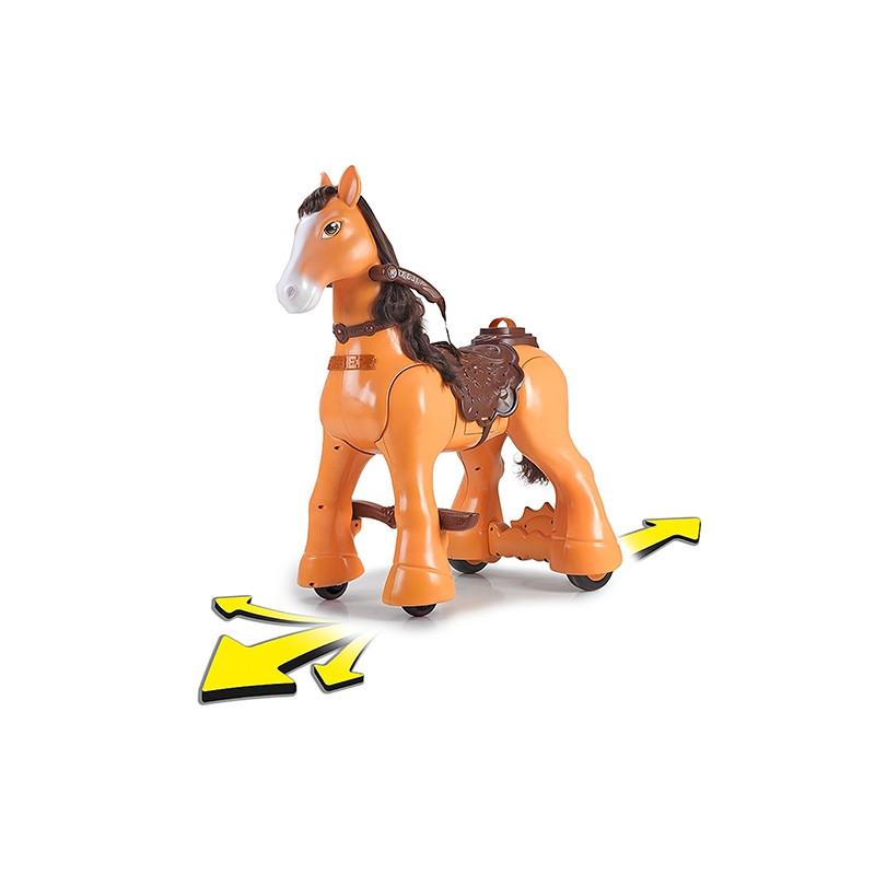 Лошадь электромобиль 12 V Feber 12000