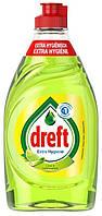 Средство для мытья посуды DREFT Lime /383мл./ Германия