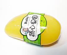 Мыло детское ручной работы,100г, манго