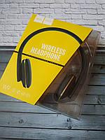 Bluetooth наушники Hoco W9 (черный)