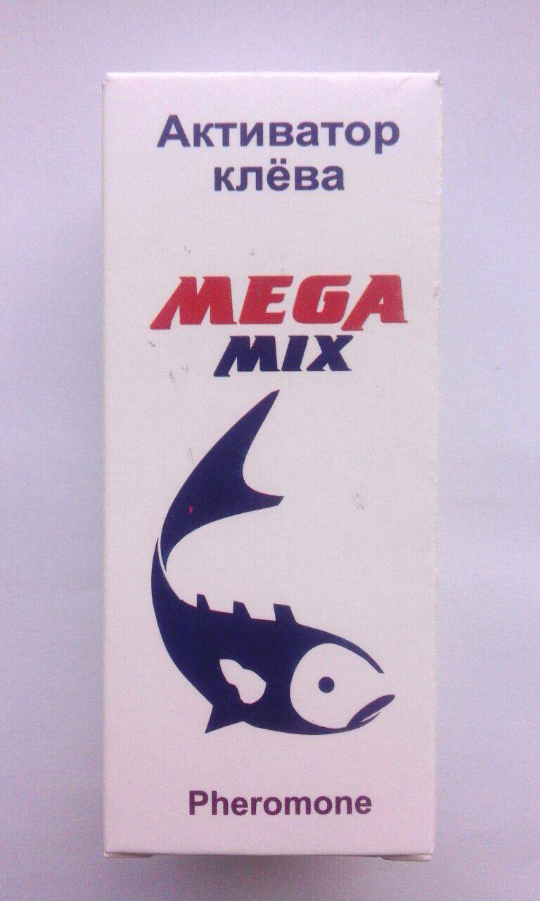 Мега Микс (Mega Mix) активатор клёва с феромонами 12653