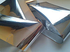 Фольга для нігтів срібло
