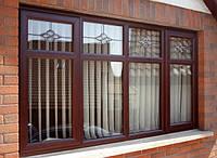Окна с однослойным стеклопакетом