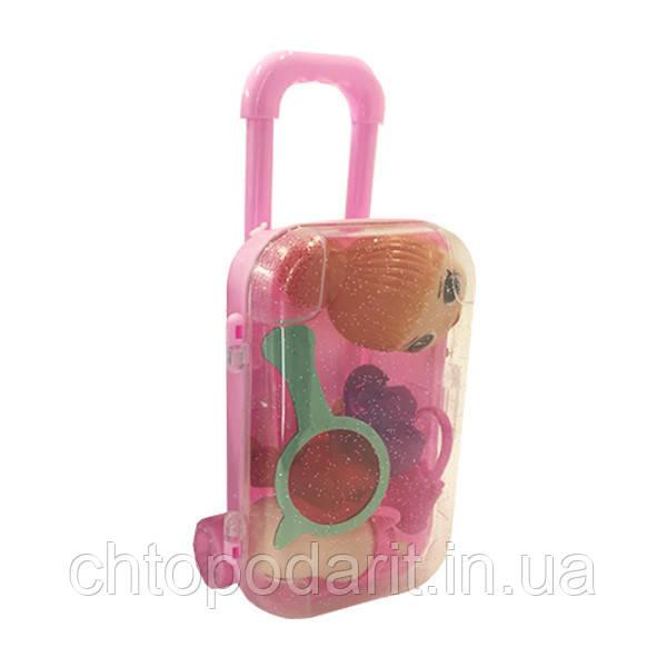 Дорожный чемодан для куклы LOL Surprise