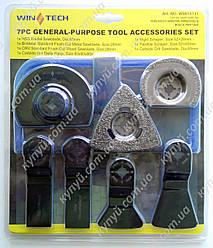 Набор ножей для реноватора Wintech WOO-10131