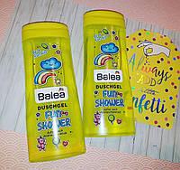 Balea Kids Duschgel Fun Shower детский гель для душа с ароматом Ананас и маракуйя 300 мл