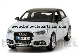 Модель Audi A1 Sportback, Scale 1 43