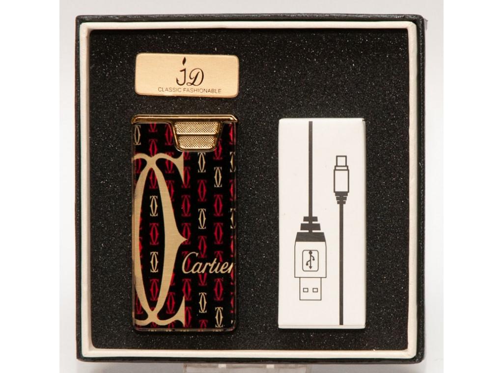 PZ15-4767 Подарочная USB зажигалка дуга.