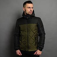 ⭐ Мужская куртка Андора цвета Хаки   Чоловіча куртка Андора кольору Хакі