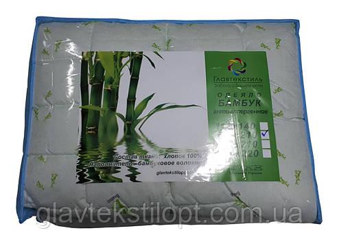Ковдра Бамбук Light Soft 145*210 ТМ Главтекстиль, фото 2