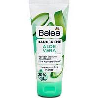 Balea Handcreme Aloe Vera зволожуючий крем для рук Алое віра 20 % 100 мл