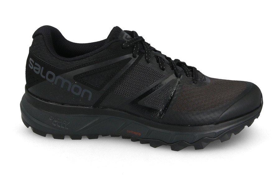 Мужские кроссовки SALOMON TRAILSTER PHANTOM (404877) черные
