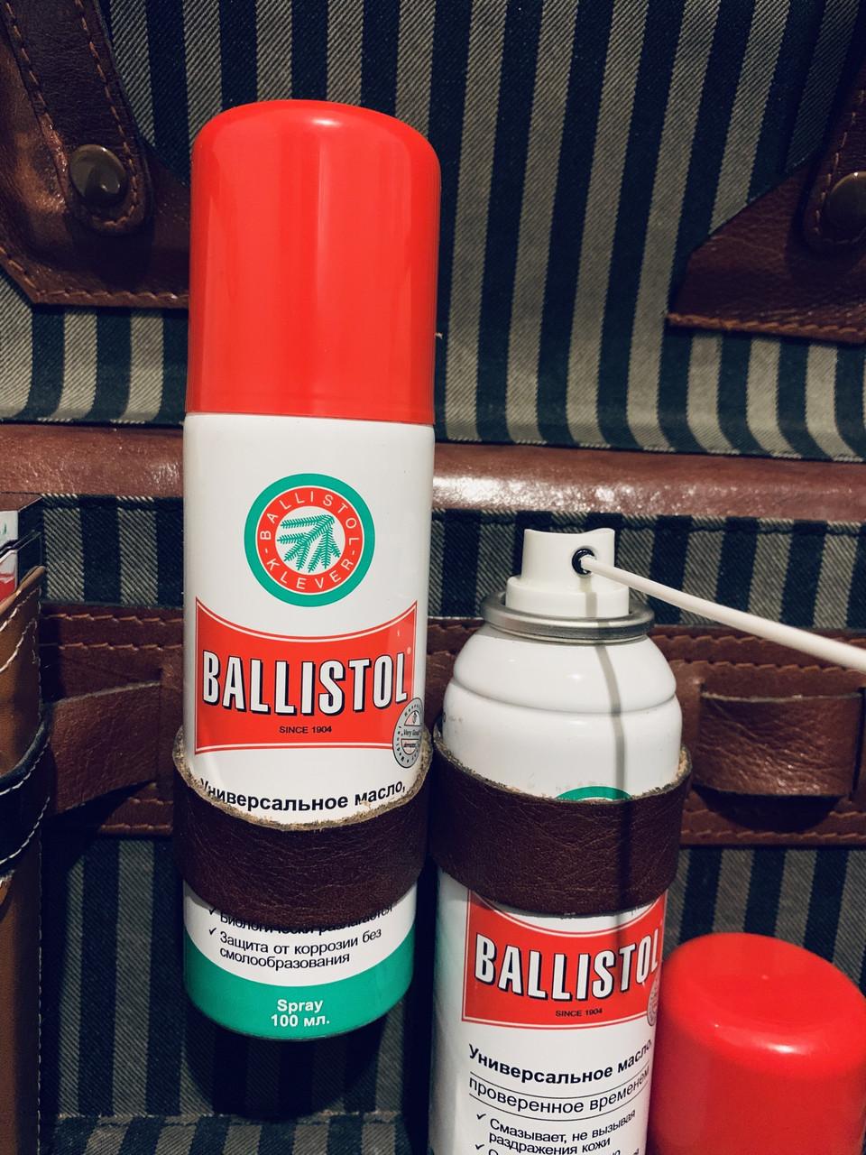 Масло оружейное Ballistol 100 ml РАСПРОДАЖА