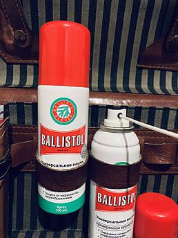 Масло оружейное Ballistol 100 ml (баллистол 100 ml)
