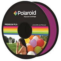 PLA-пластик Polaroid for 3D, transparent Purple 1kg (3D-FL-PL-8022-00)