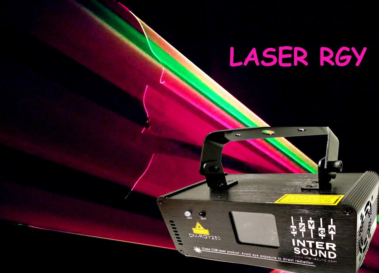 Лазерная установка светомузыка для дискотек и клубов