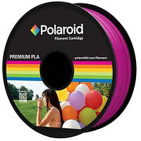 PLA-пластик Polaroid for 3D, Purplish red 1kg (3D-FL-PL-8015-00)