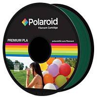 PLA-пластик Polaroid for 3D, dark green 1kg (3D-FL-PL-8014-00)