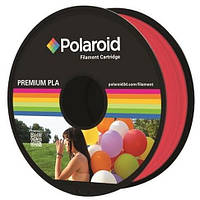 PLA-пластик Polaroid for 3D, transparent Red 1kg (3D-FL-PL-8019-00)
