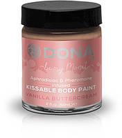 Краска для тела Dona Kissable Body Paint - VANILLA BUTTERCREAM