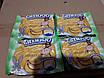CIMBOO  печенье банановое+ маршмелоу 100 грамм (ТУРЦИЯ), фото 2