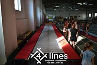 Профессиональная сетка для батутной дорожки 4 Lines - 15м, фото 1