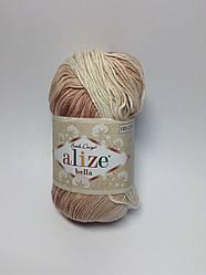 Пряжа bella batik Alize (бавовна 100%)