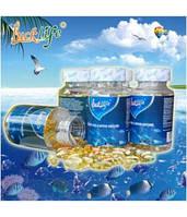 Рыбий жир Lucklife в мягких капсулах