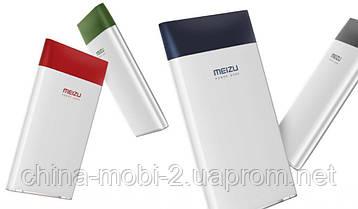 Внешний портативный аккумулятор Meizu M20 10000mAh QC3.0 Green/Silver, фото 2