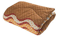 Ватное одеяло 175*210 ТМ ГлавТекстиль