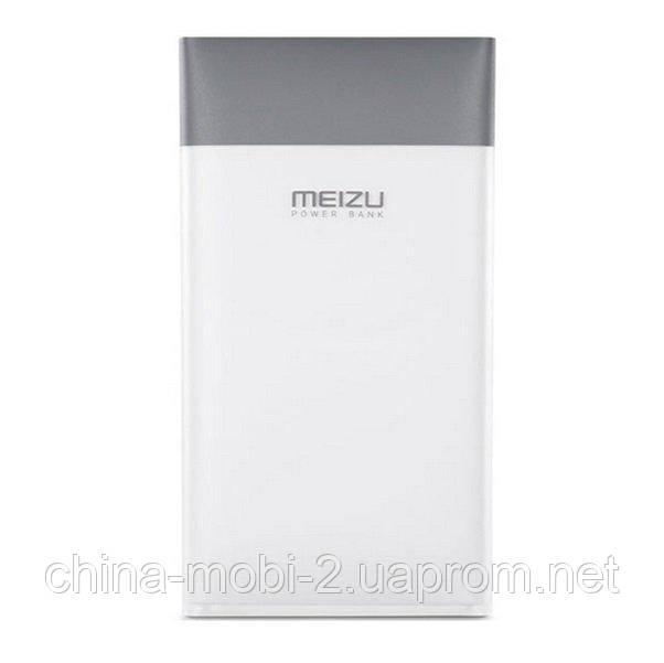 Внешний портативный аккумулятор Meizu M20 10000mAh QC3.0 Grey/Silver