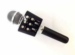 Беспроводной микрофон-караоке WSTER WS-1688 (оригинал)