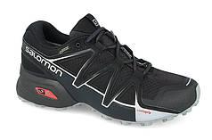 Чоловічі кросівки SALOMON SPEEDCROSS VARIO 2 Gore-Tex (398468) чорні