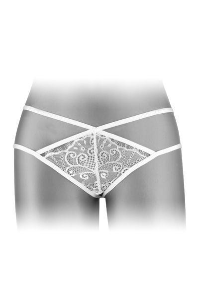 Эротические Трусики  Fashion Secret MYLENE Белые