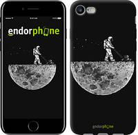 "Чехол на iPhone 8 Moon in dark ""4176c-1031-19383"""