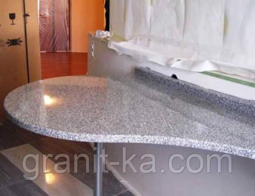 Кухонні барна стійка з граніту
