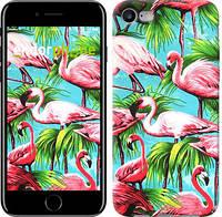 """Чехол на iPhone 8 Tropical background """"4016c-1031-19383"""""""