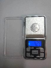 Карманные ювелирные весы 200 г, фото 2