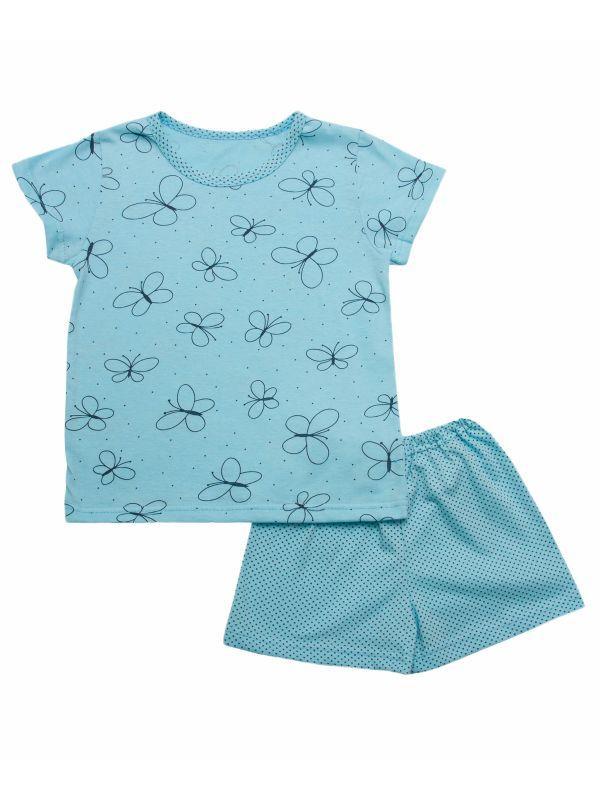 Летняя пижама для девочки опт