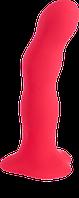 Дилдо с вибрацией от движения BOUNCER Fun Factory красный