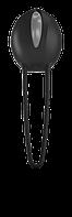 Вагинальный шарик SMARTBALL UNO Fun Factory черно-серый