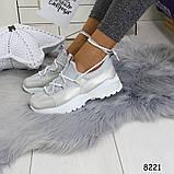 Кроссовки женские  А8221 размеры 36 37, фото 2