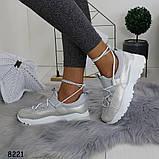 Кроссовки женские  А8221 размеры 36 37, фото 3