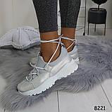 Кроссовки женские  А8221 размеры 36 37, фото 4