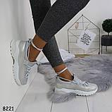 Кроссовки женские  А8221 размеры 36 37, фото 5
