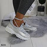 Кроссовки женские  А8221 размеры 36 37, фото 6