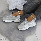 Кроссовки женские  А8221 размеры 36 37, фото 7