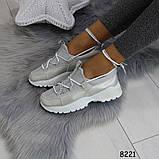 Кроссовки женские  А8221 размеры 36 37, фото 8