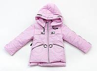 Куртка демісезонна для дівчинки «Лол», фото 1