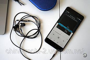 Наушники Meizu Flow 3 Driver Hybrid Earphones. Цвета: серебро, черный, фото 3